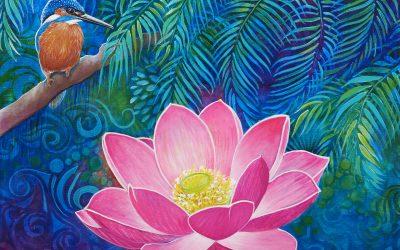Gaia Lotus Bali Art Retreat September 2019
